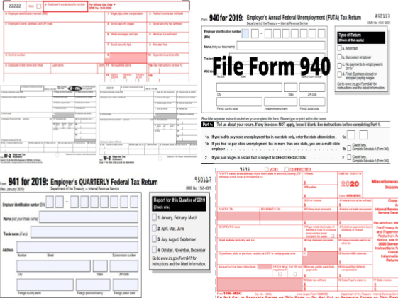 compensation-reporting-forms